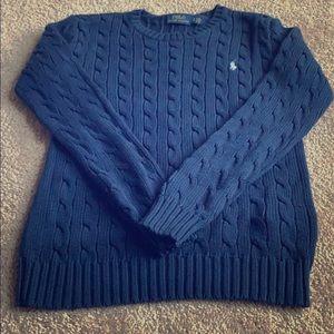 Women's RL Polo Knit Sweater